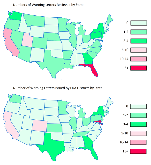 2015-FDA-warning-letters-by-state